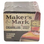 Makers Mark Bourbon Cigarillos 10/10 Unit