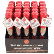Original Bourbon Cigar 650 Tubo Box 25