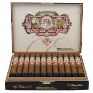 My Father Connecticut Corona Gorda Box 23