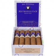 Nat Sherman Metropolitan Connecticut Banker Box 10