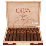 Oliva Series V Maduro Torpedo Box 10