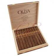Oliva Series V Melanio Maduro Churchill Box 10