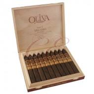 Oliva Series V Melanio Maduro Torpedo Box 10