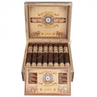 Perdomo Habano Bourbon Barrel-Aged Maduro Churchill Box 24