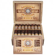 Perdomo Habano Bourbon Barrel-Aged Maduro Robusto Box 24