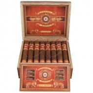 Perdomo Habano Bourbon Barrel-Aged Sun Grown Gordo Box 24
