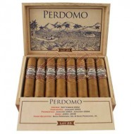 Perdomo Lot 23 Connecticut Gordito Box 24