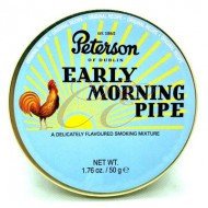 Petersonl Pipe Tobacco Early Morning 50 Gram Tin