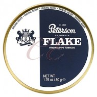 Peterson Pipe Tobacco Flake 50 gram tin