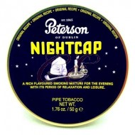 Peterson Pipe Tobacco Nightcap 50 Gram Tin