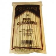 BJ Long Pipe Cleaners Standard 12 Packs of 100
