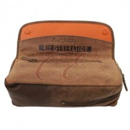 Pipe Pouch 4th Generation Single Combo Brown