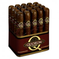 Quorum Maduro Double Gordo Bundle 20