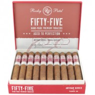Rocky Patel Fifty-Five Toro Box 20