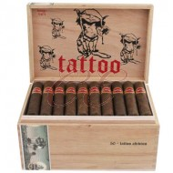 Tatuaje Tattoo Adivino Box 50