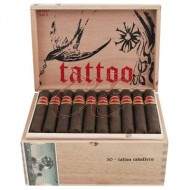 Tatuaje Tattoo Caballeros Box 50