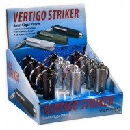 Vertigo Striker Cigar Punch Box 12