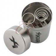Xikar Ash Can Portable Ashtray