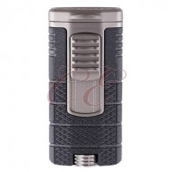 Xikar Tactical 3 Lighter Gunmetal/Black
