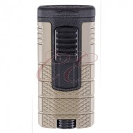 Xikar Tactical 3 Lighter Tan/Black