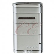 Xikar Allume Steel (Silver) Lighter