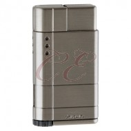 Xikar Cirro High Altitude Gunmetal Lighter