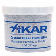 Xikar Crystal Jar 4oz Humidifier Box 12