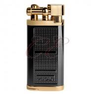 Xikar Pipeline Lighter Black and Gold