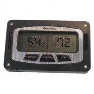 Xikar Slim Rectangular Digital Hygrometer Box 6