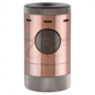 Xikar Volta Bronze With Gunmetal Lighter