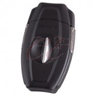 Xikar VX2 Cigar Cutter Black