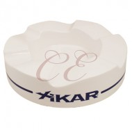 Xikar Wave White Ashtray